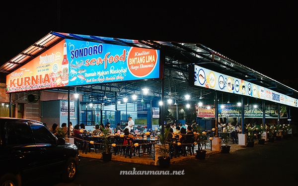 Sondoro Singapore Station Sondoro Fish Market & Seafood Restaurant