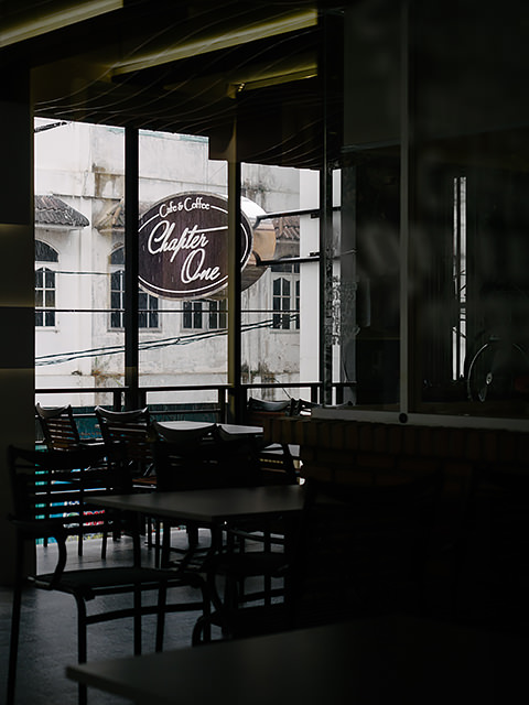 Chapter One Cafe & Coffee 1