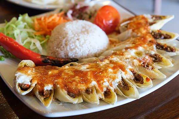 sarma beyti kebab ala turca