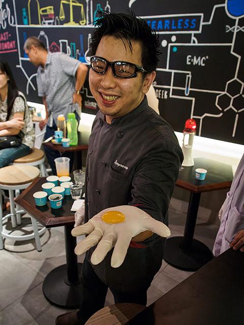 rons gastronomy molecular