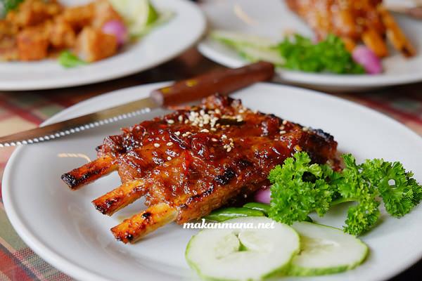 Ondo's Fusion Batak-Korean new menu 1