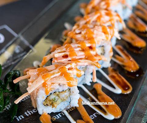 Shin Itcho Sushi (Closed) 1