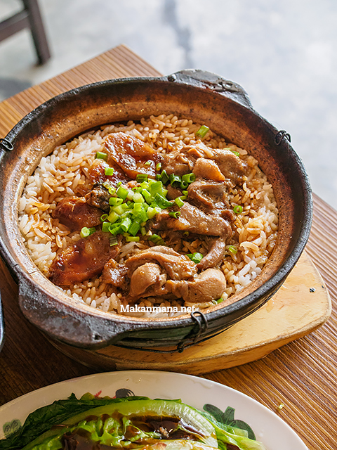 hotpot rice