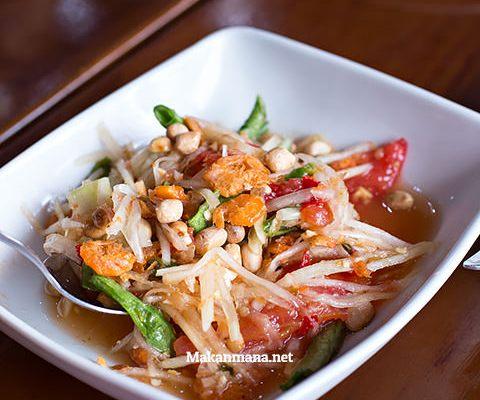 Somtam Thai Northern East Thai Cuisine Makanmana