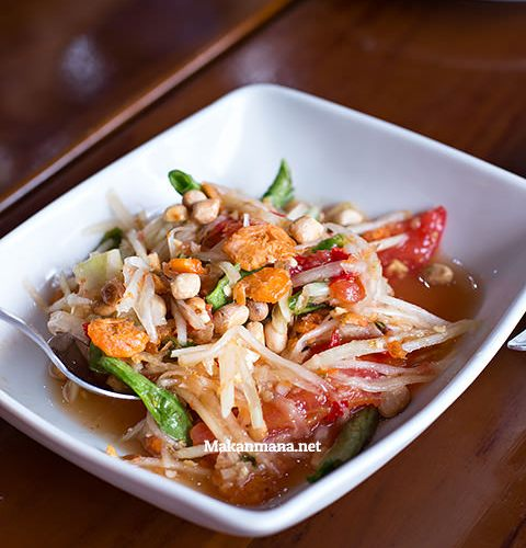 Somtam Thai, northern east thai cuisine 1