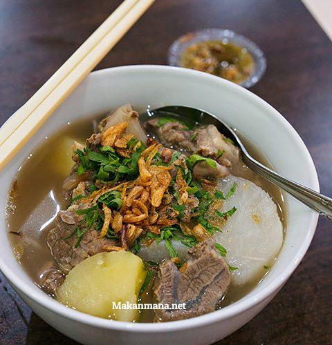 Akien Sup Sapi (Ngau Pak Lam) 1