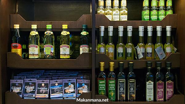 ingredient shop medan