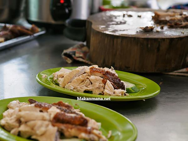 roasted chicken lye