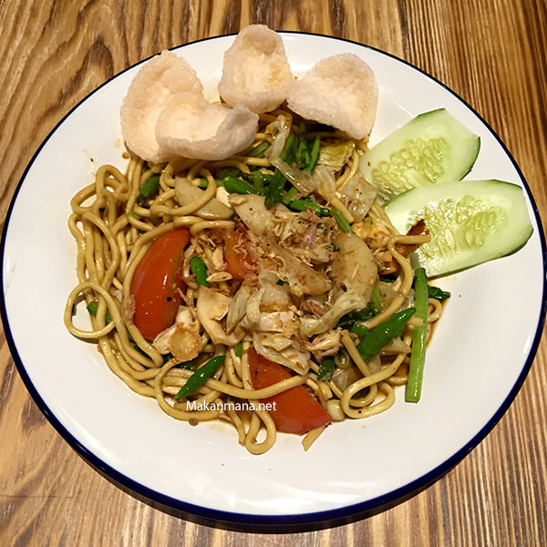 Mie Goreng Indonesia Sultante