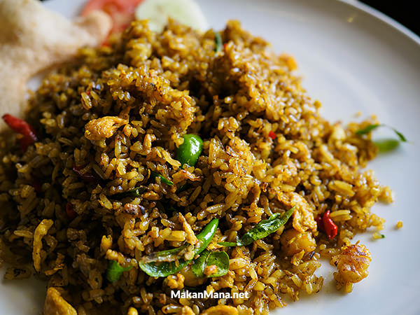 Nasi Goreng Curry Penang