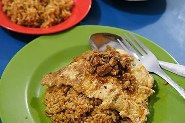 Nasi Goreng Pandu Raya, Alternatif Nasi Goreng Pandu & Pekantan 1