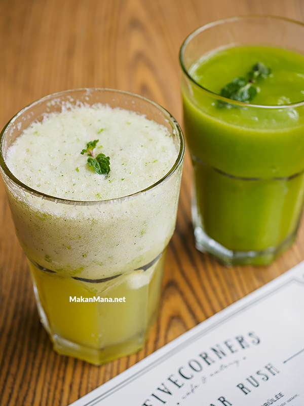 Green Booster (28rb) & Doctor's Order (28rb)