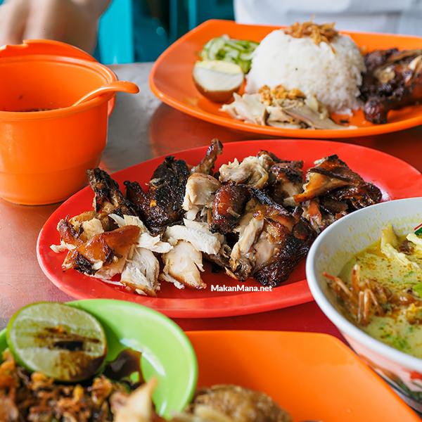 ayam goreng khas Mama Koki (100rb/ekor) *bole request 1/2 ekor