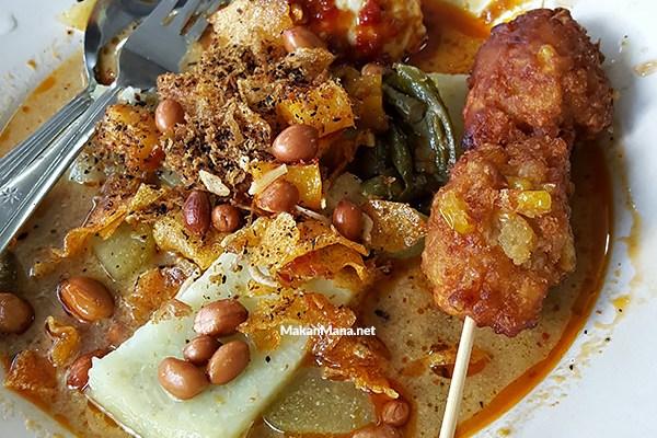 Nasi Lily, Jln. Waringin Medan. 1
