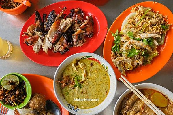 Rumah Makan Mama Koki, kuliner khas Binjai 1