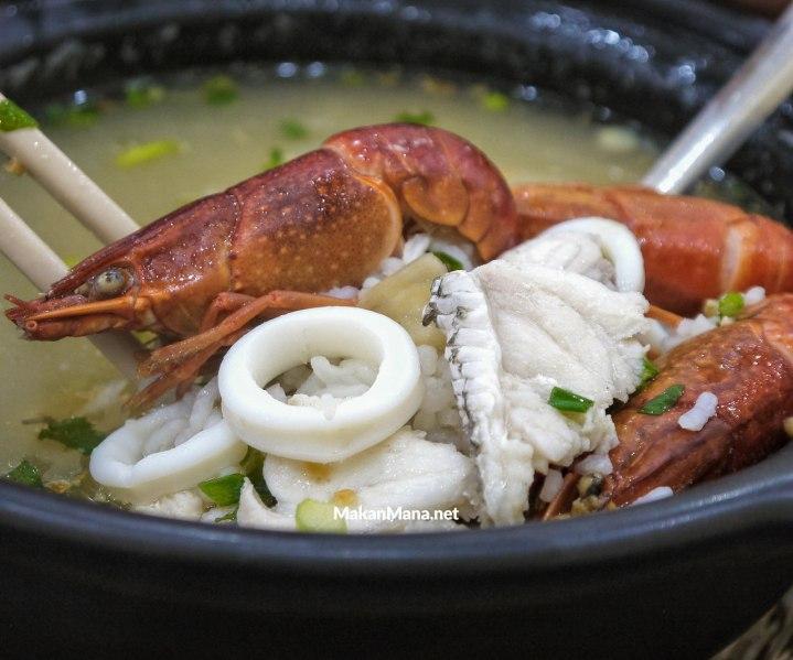 Bubur Seafood