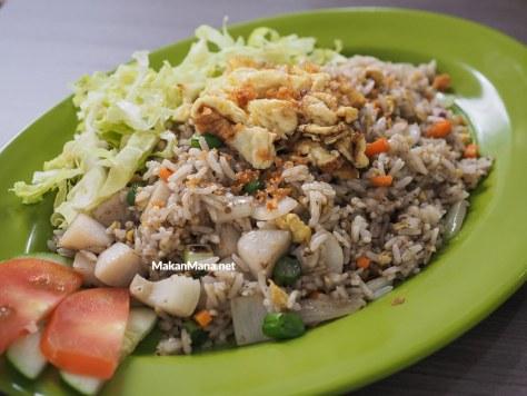 Nasi Goreng Yang Chou (25rb)