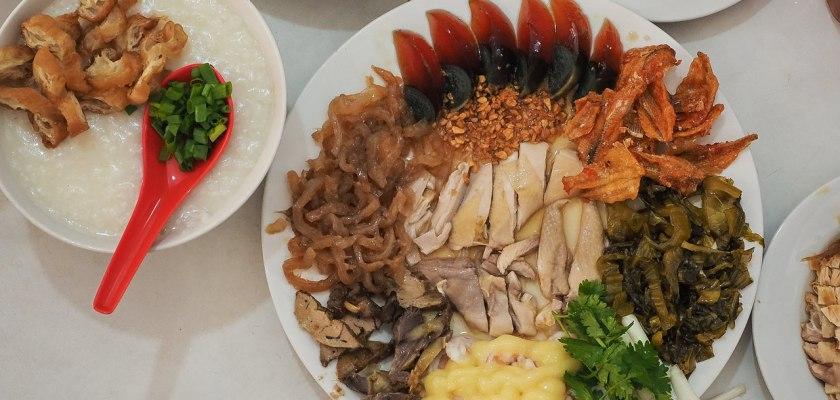 Hidangan Klasik Pek Cam Ke dan Leng Pua (Santapan Dingin) Acuan 1