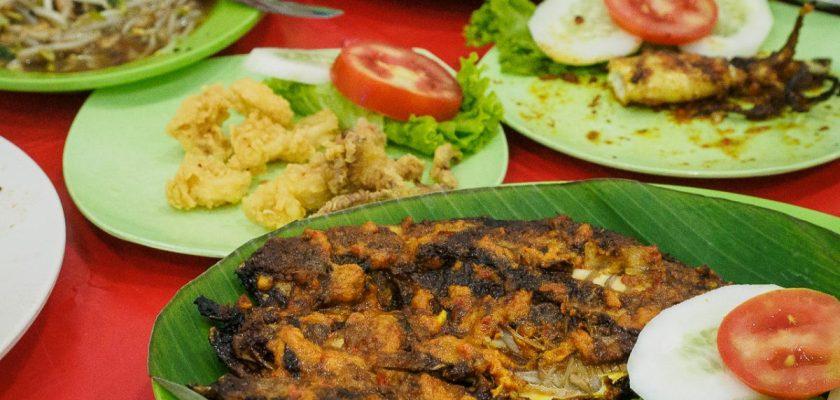 Dco Seafood S.Parman, murah meriah, mantapkah? 1