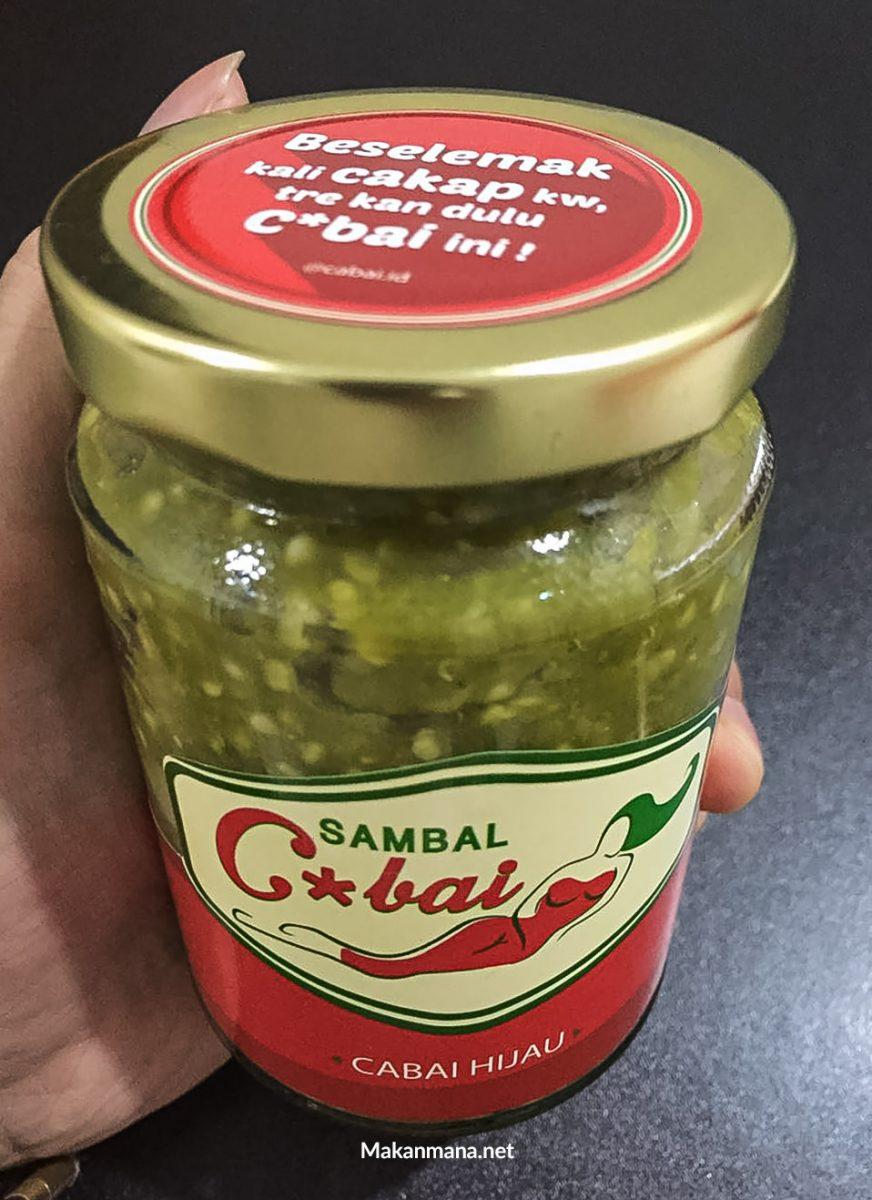 sambal cbai