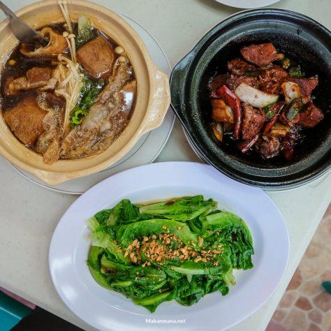BKT Kering Basah Selada Wan Xiang