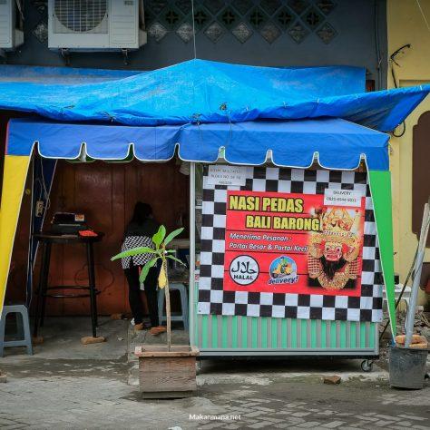 Nasi Bali Barong