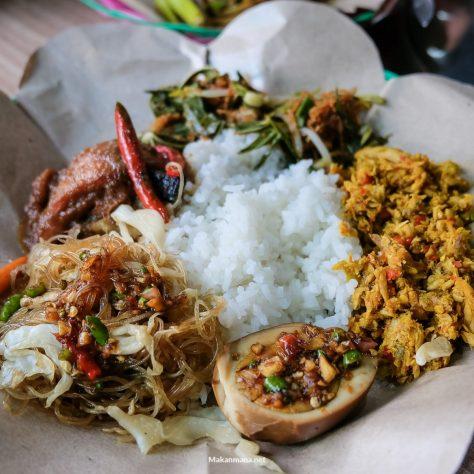 Nasi Bali Manis