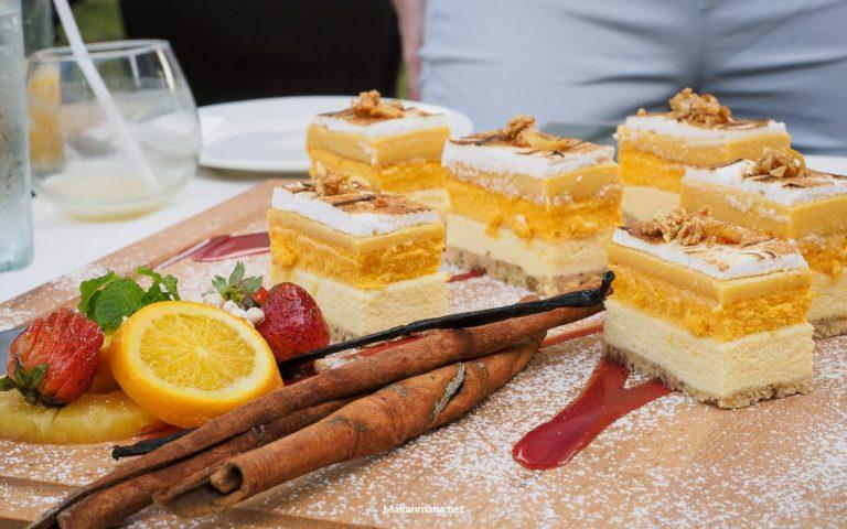 truffle dessert