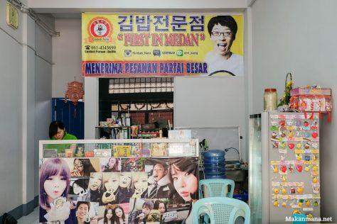Kimbab Nara Medan