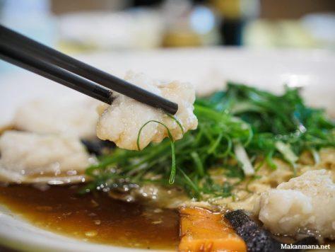 detil ikan gerapu ling chi