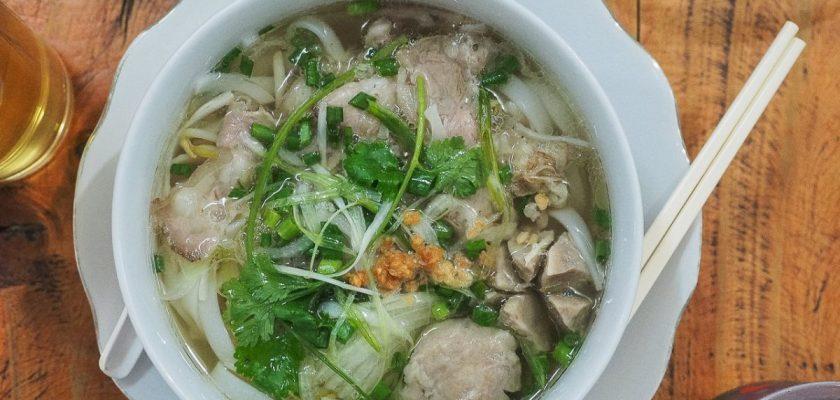 Pho AQ, Mie kuah ala Vietnam 1