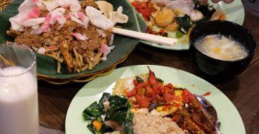 Vegetarian: 大合 Dà Hé (The Great Harmony) Veggie Cafe & Tea House 1