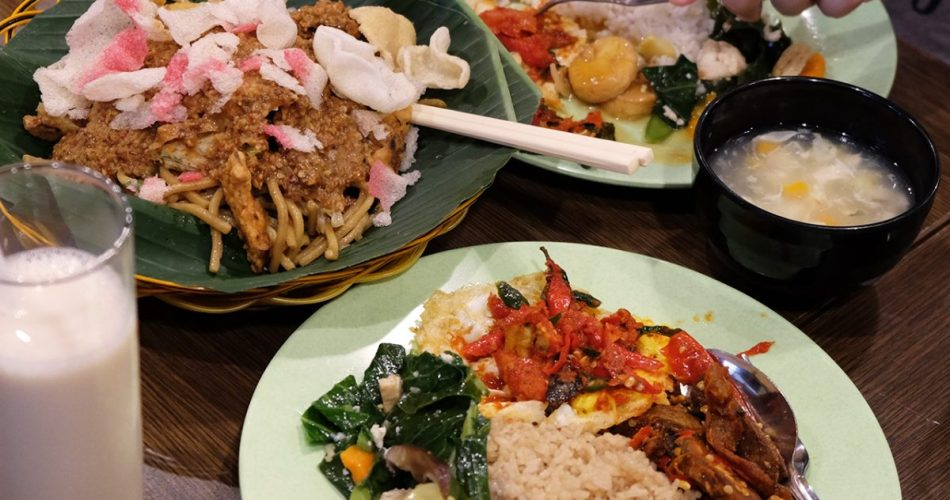 Vegetarian: 大合 Dà Hé (The Great Harmony) Veggie Cafe & Tea House 1