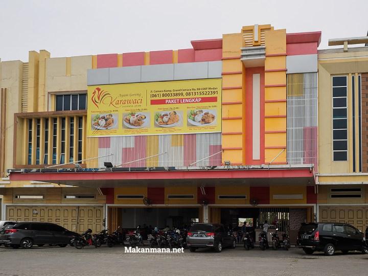 Ayam Goreng Karawaci, Dari Jawa ke Medan 8