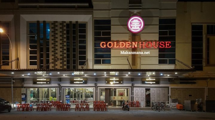 Golden House, a house where delicious food is served. 4