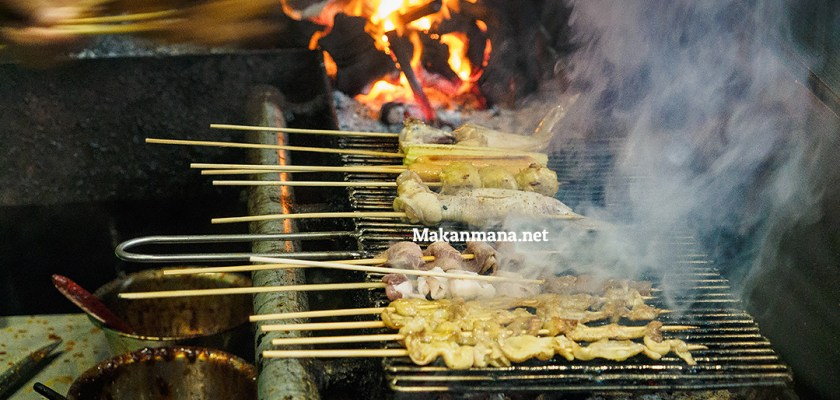 SHAO KAO - The popular Chinese skewers street food in China 1