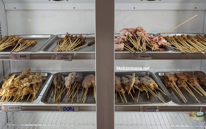 SHAO KAO - The popular Chinese skewers street food in China 5
