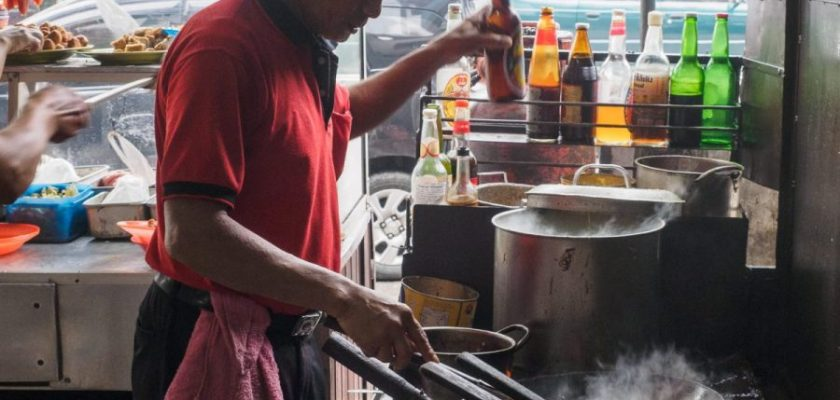 Chinese Food Ahi, Jalan Wahidin 1