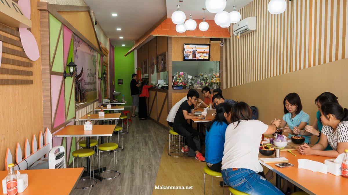 Dokioo, The Sweet Japanese Treat in Medan