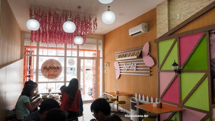 Dokioo, The Sweet Japanese Treat in Medan 9