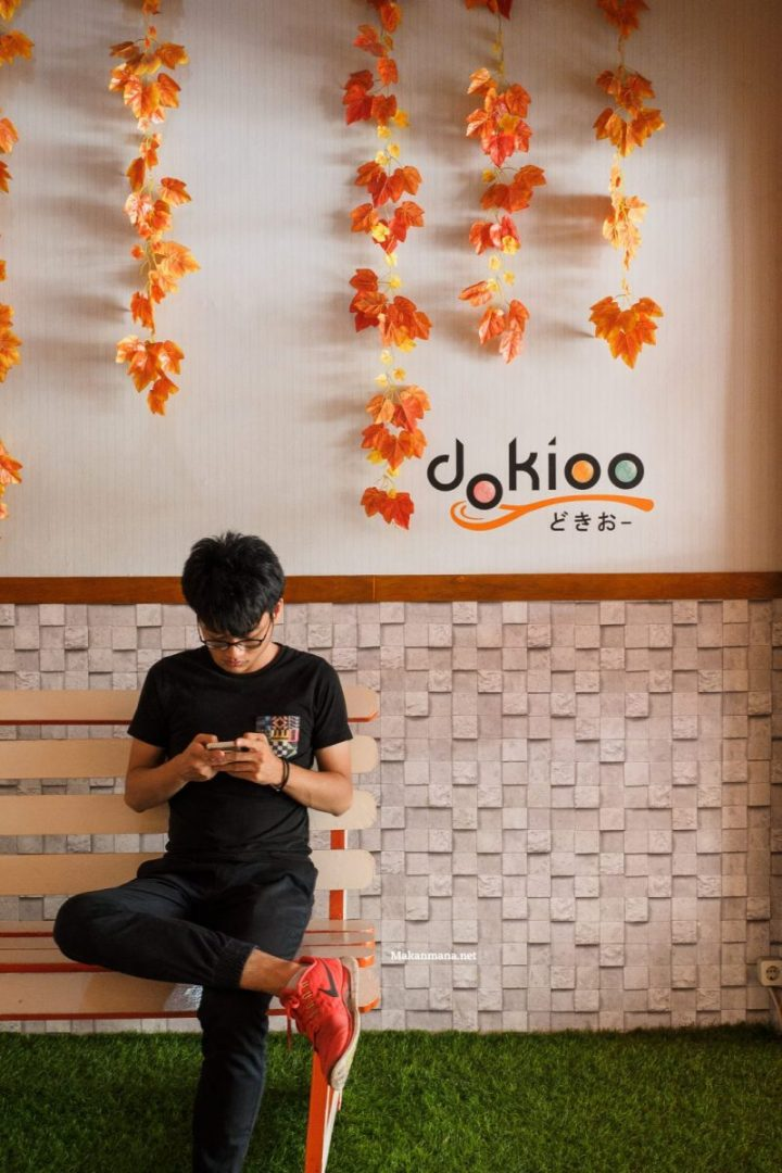 Dokioo, The Sweet Japanese Treat in Medan 6