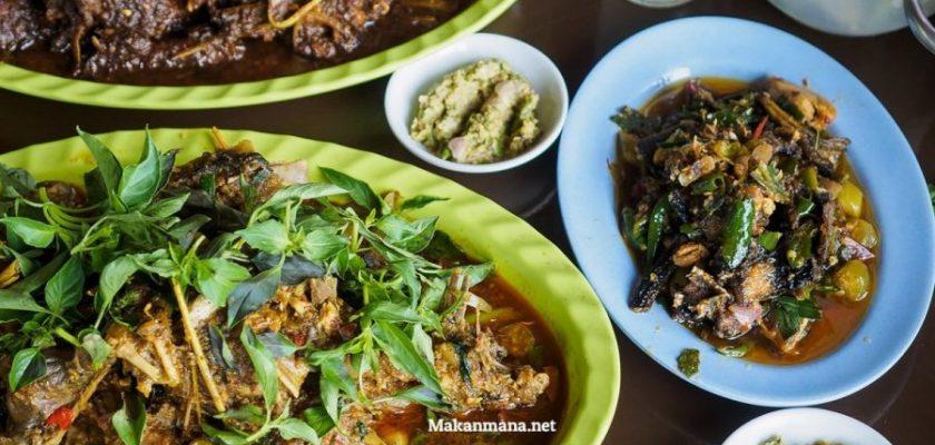 Warung Seafood Mbak Melin, Marendal. Juara Entoknya! 1