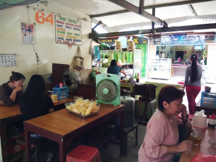 I named it 'Toko 64': Chinese Food Satu Hati 7
