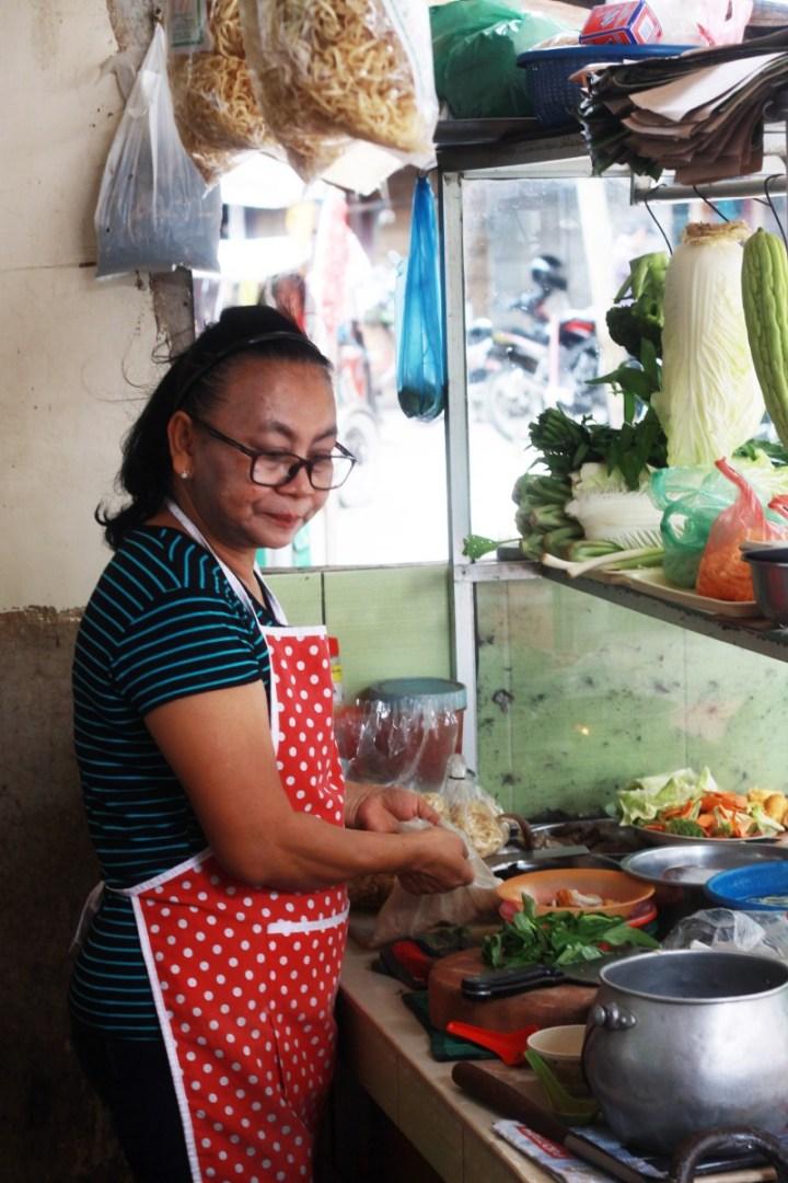 I named it 'Toko 64': Chinese Food Satu Hati 3