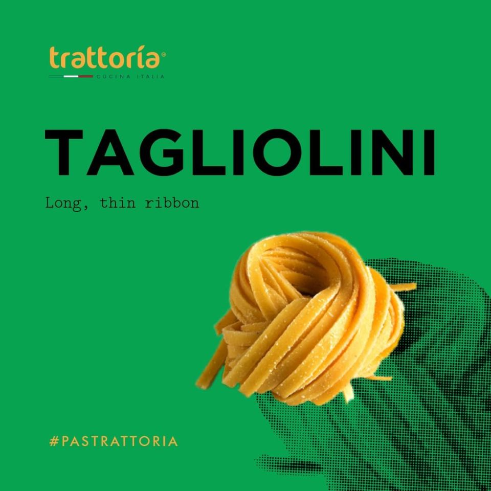 Tagliolini 2