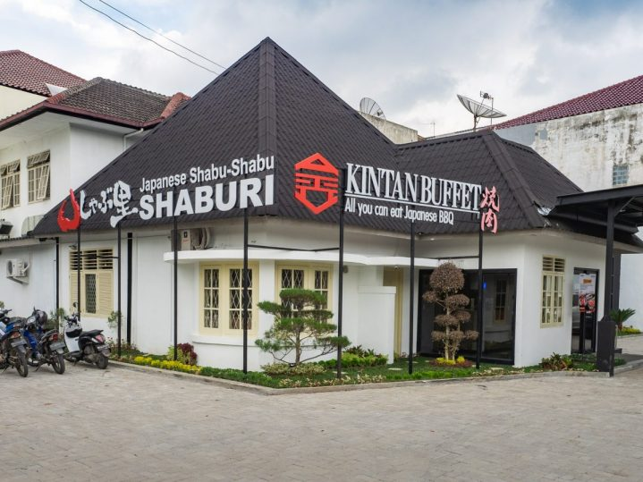 Makan sepuasnya! Nabemono dan Sukiyaki di Shaburi & Kintan Buffet Medan 3