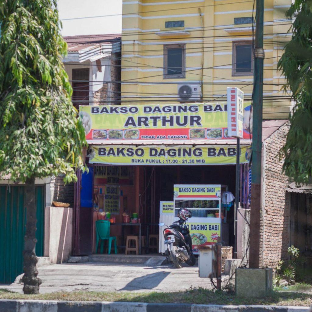 Kedai Bakso Arthur