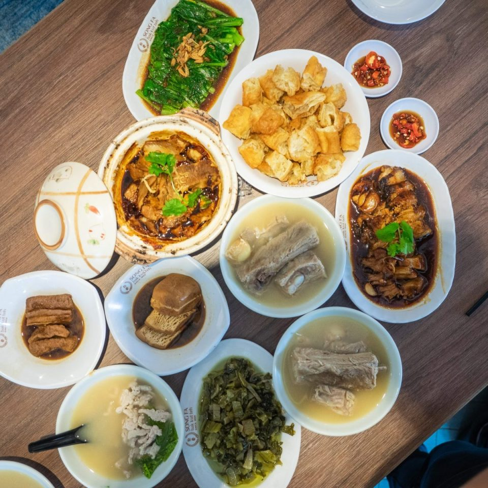 Song Fa BKT - The First Michelin Guide's Bib Gourmand  Award Restaurant in Medan 19