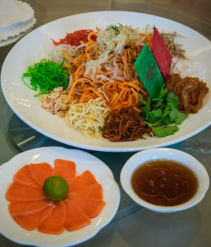 Regale Palace Restaurant: Sebuah Tradisi Makan Malam Imlek 26