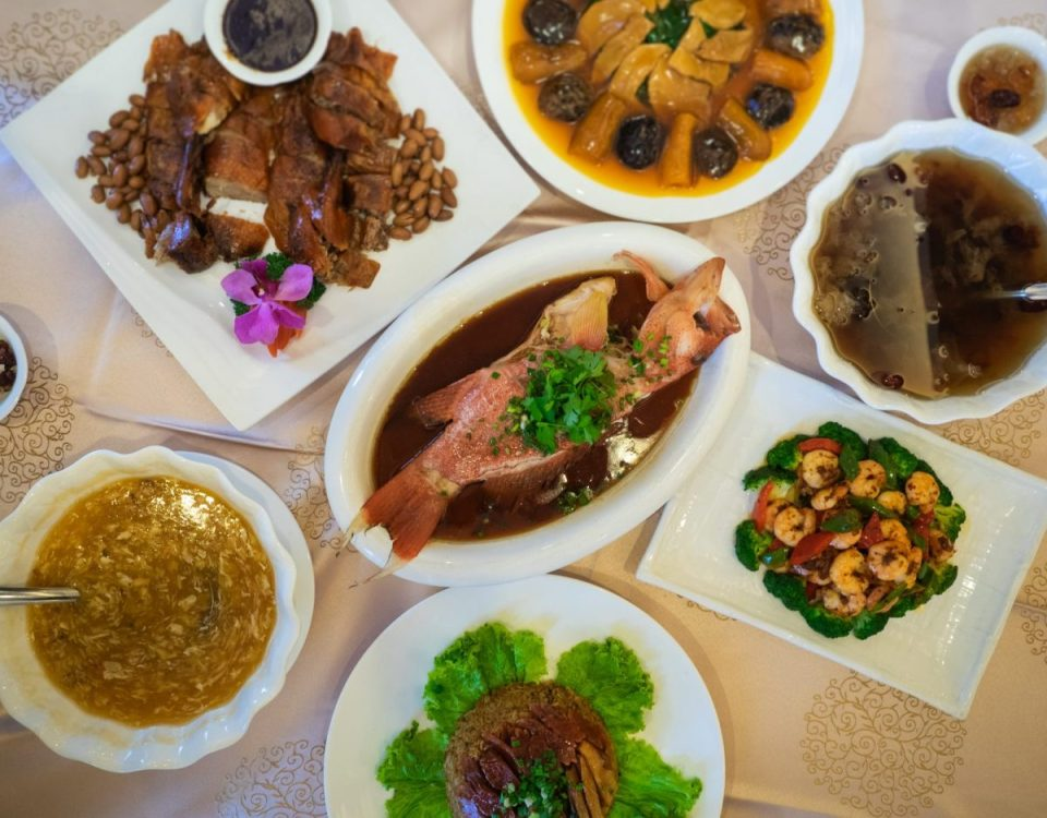 Regale Palace Restaurant: Sebuah Tradisi Makan Malam Imlek 9